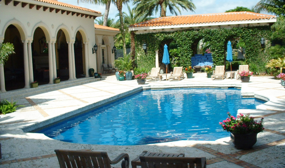 First Class Pools And Spas